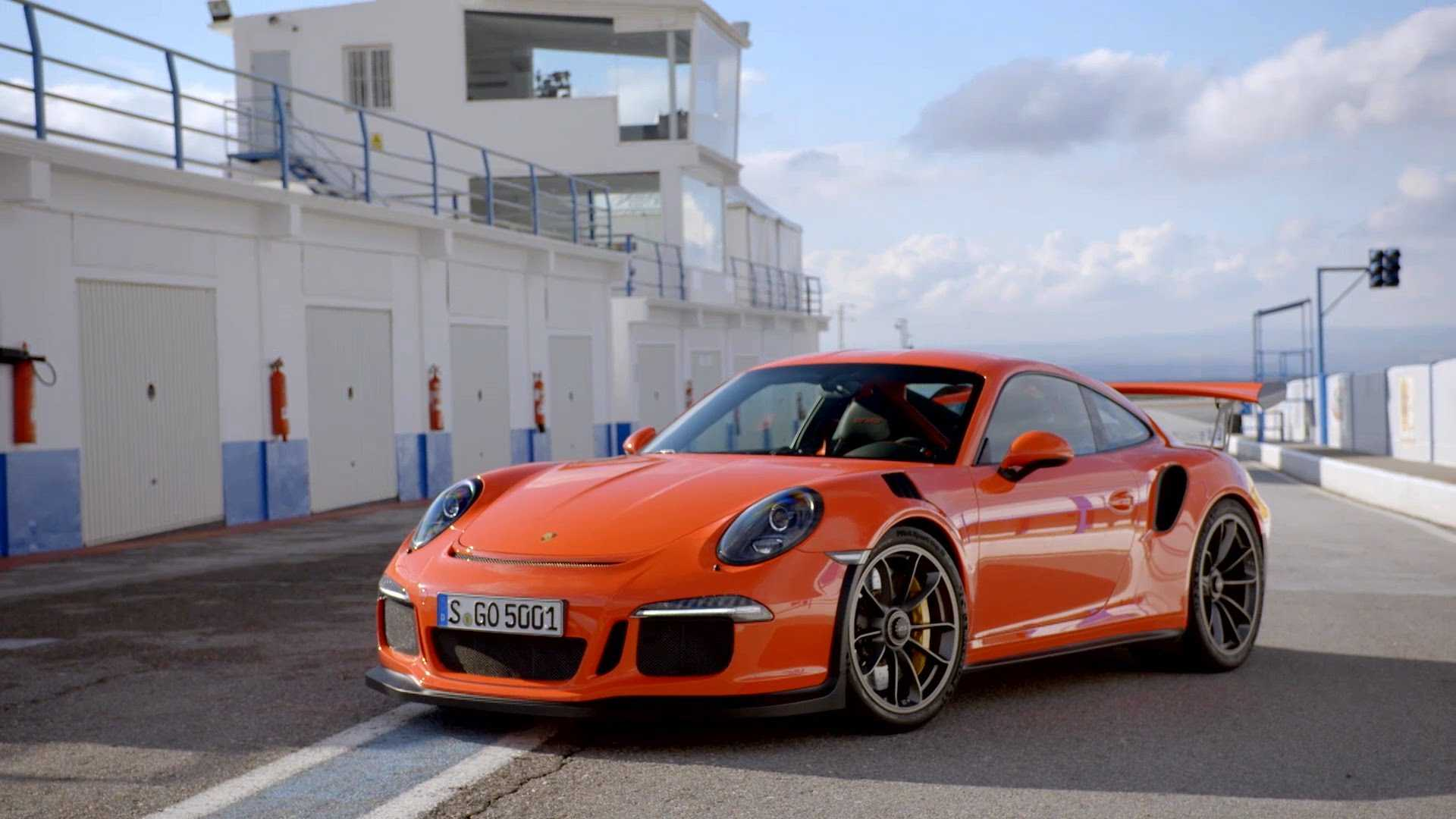 Porsche 911 GT3 RS has Aerodynamic Issues, Official Statement Awaited
