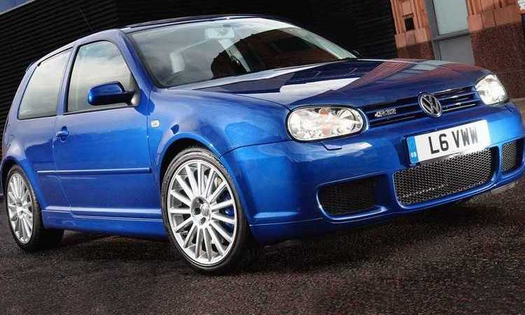 Volkswagen Golf R32 Mk4; HPerformance
