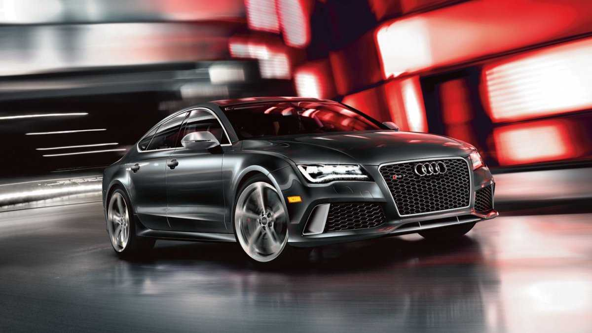 Audi Rs7 Performance With 597 Horsepower Heading To U S Dealers