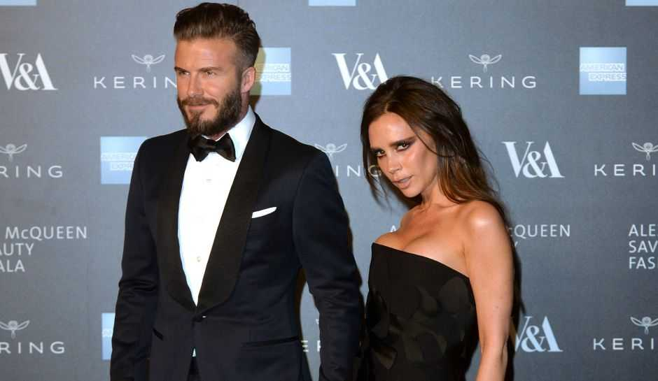 David Beckham and Victoria Heading for a Split? Removal of Marriage Tattoos Fuels Rumors