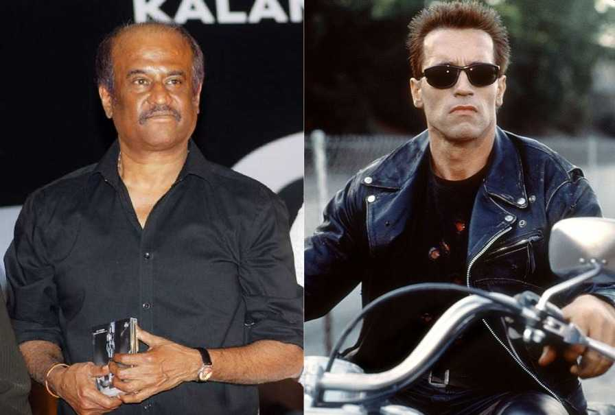 Enthiran 2 – The Robot to Feature Superstar Rajinikanth Battle With Arnold Schwarzenegger of Terminator Fame