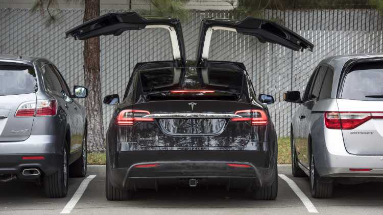 Every Interesting Factor about 2016 Tesla Model X SUV, the First EV Model