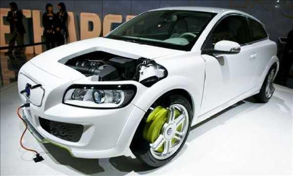 volvo; electric car; plug-in hybrid