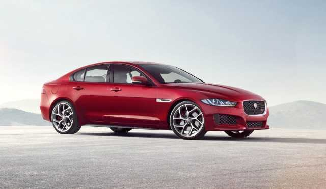 2017 Jaguar XE with Manual Transmission Coming to the U.S.