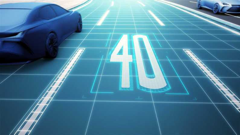 Toyota-to-present-new-generation-mapping-systems