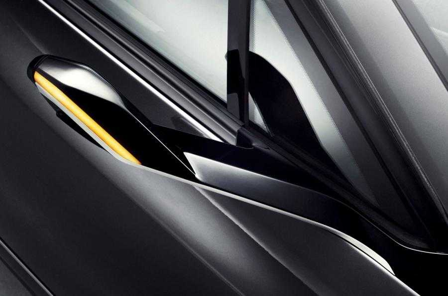 BMW i8 Mirrorless Concept Car May Remove Blind Spot Issue Permanently