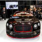 Bentley Monster is a Special Edition Mulliner Designed Car Made for CES 2016