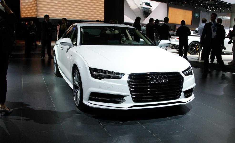 Audi Announces H-Tron Quattro Concept Car at Detroit Motor Show