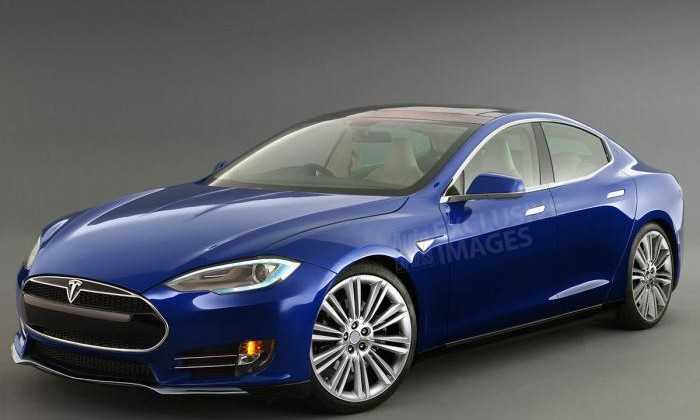 Tesla Model S Range Gets Rid of P85 Models from the Lineup