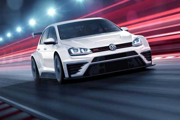 Volkswagen-Golf-GTI-TCR-front-three-quarter