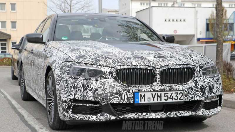 BMW-5-Series-M-Sport-Spy-Shot-1