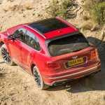 Bentley Bentayga Speed and Similar Models are Under Development