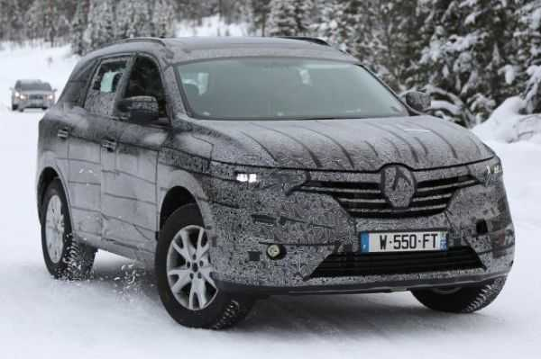 Renault Maxthon SUV Teaser Video Released
