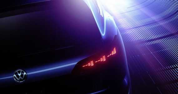 Volkswagen Plug-in Hybrid SUV Teaser Images are Exciting