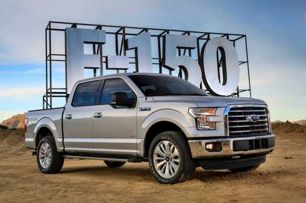 2017 Ford F 150 EcoBoost
