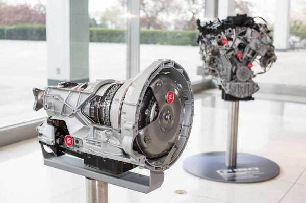 2017 Ford F150 EcoBoost engine
