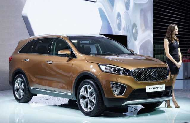 2017 Kia Sorento Upgraded with New Safety and Connectivity Features