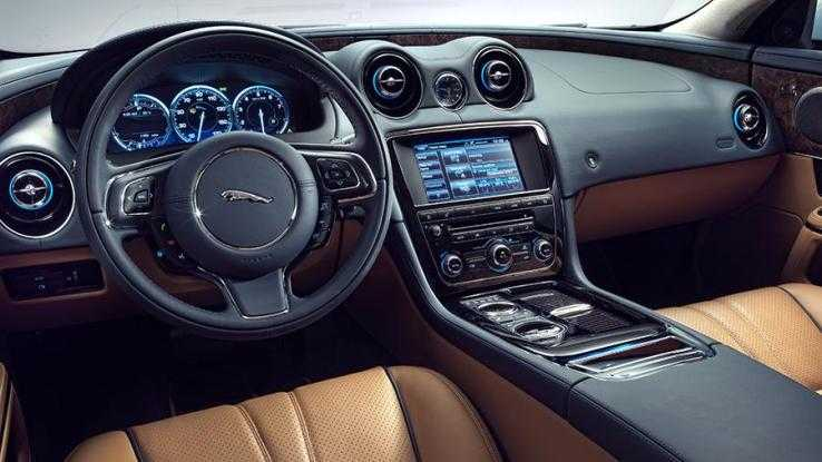 Land Rover and Jaguar infotainment system