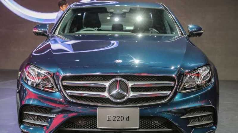 Mercedes Benz W213 E-Class