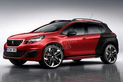 Peugeot 2008 GTi Is The First of Many Luxury SUVs To Be Announced