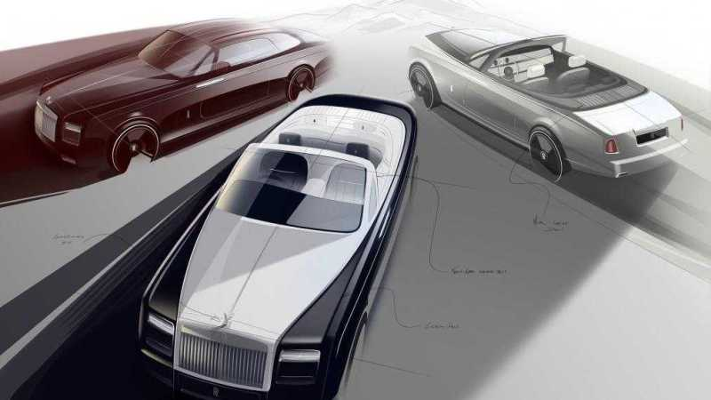 Rolls Royce Zenith Collection
