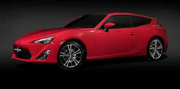 Toyota 86 Shooting Brake Concept car