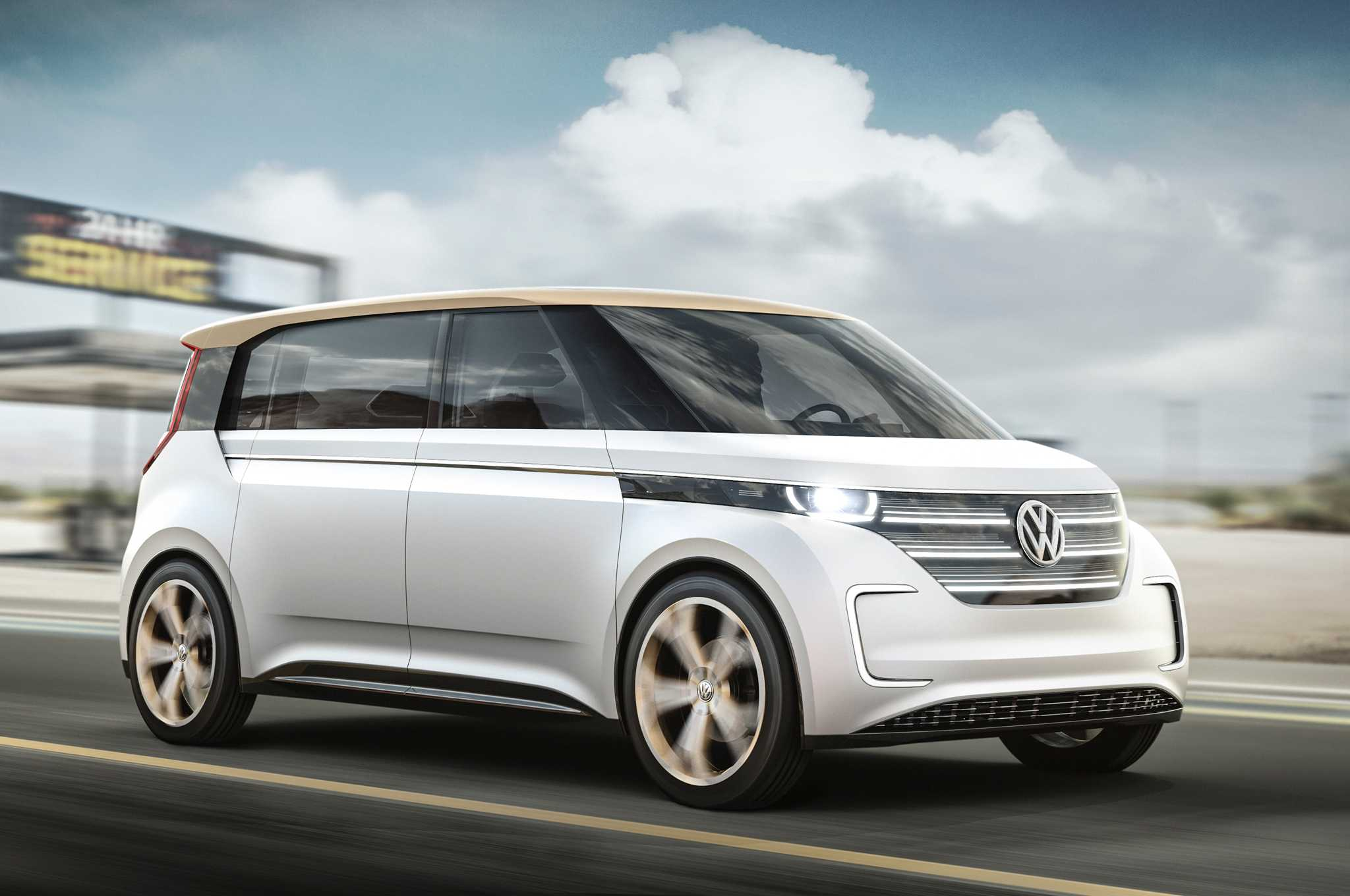 Volkswagen Is Building Their Second EV Platform
