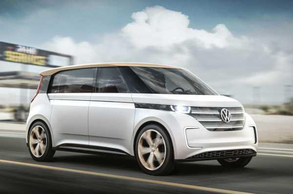 Volkswagen BUDD econcept
