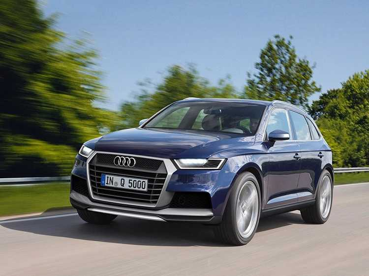 2017 Audi SQ5Set for 48V Electric System; Could Develop 400 Bhp