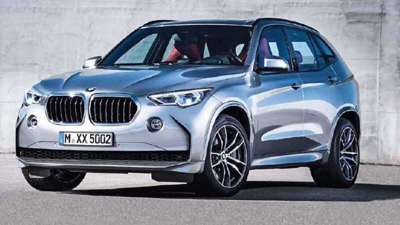 2018 BMW X5 Front