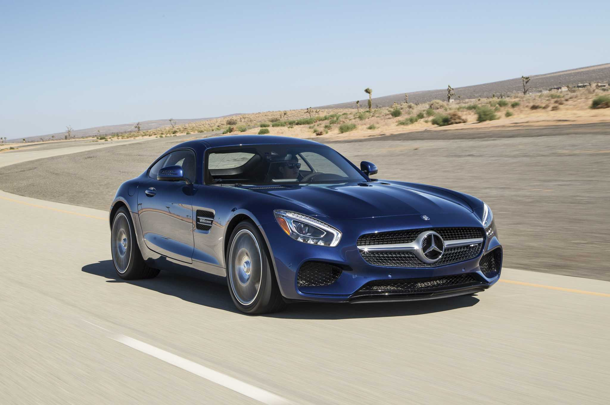 Mercedes AMG GT Convertible Expected to Get Launched This Year