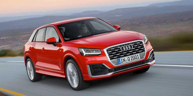 Audi- SQ2