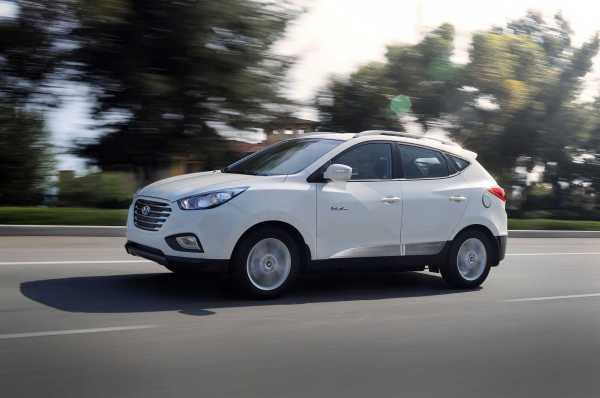 Hyundai tucson fuel