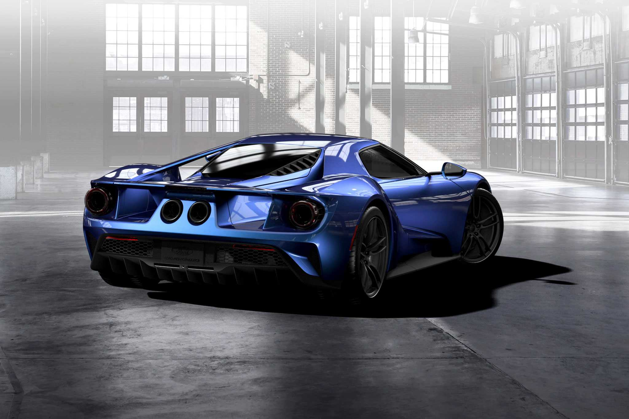 2017 Ford GT Available In 8 Different Colors With Customization Options
