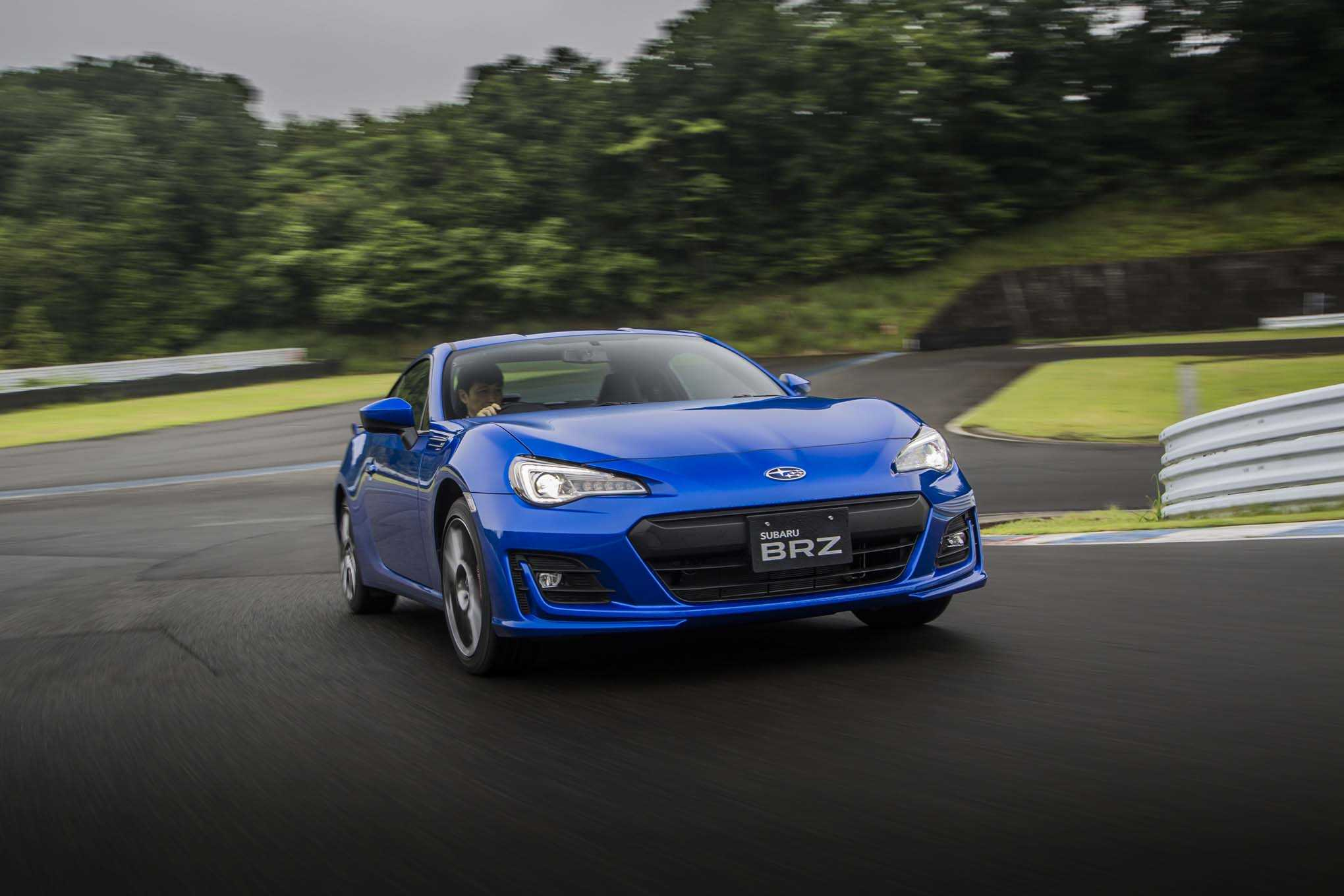 2017 Subaru BRZ Trimline Variants and Pricing Announced, Starts At $26,315