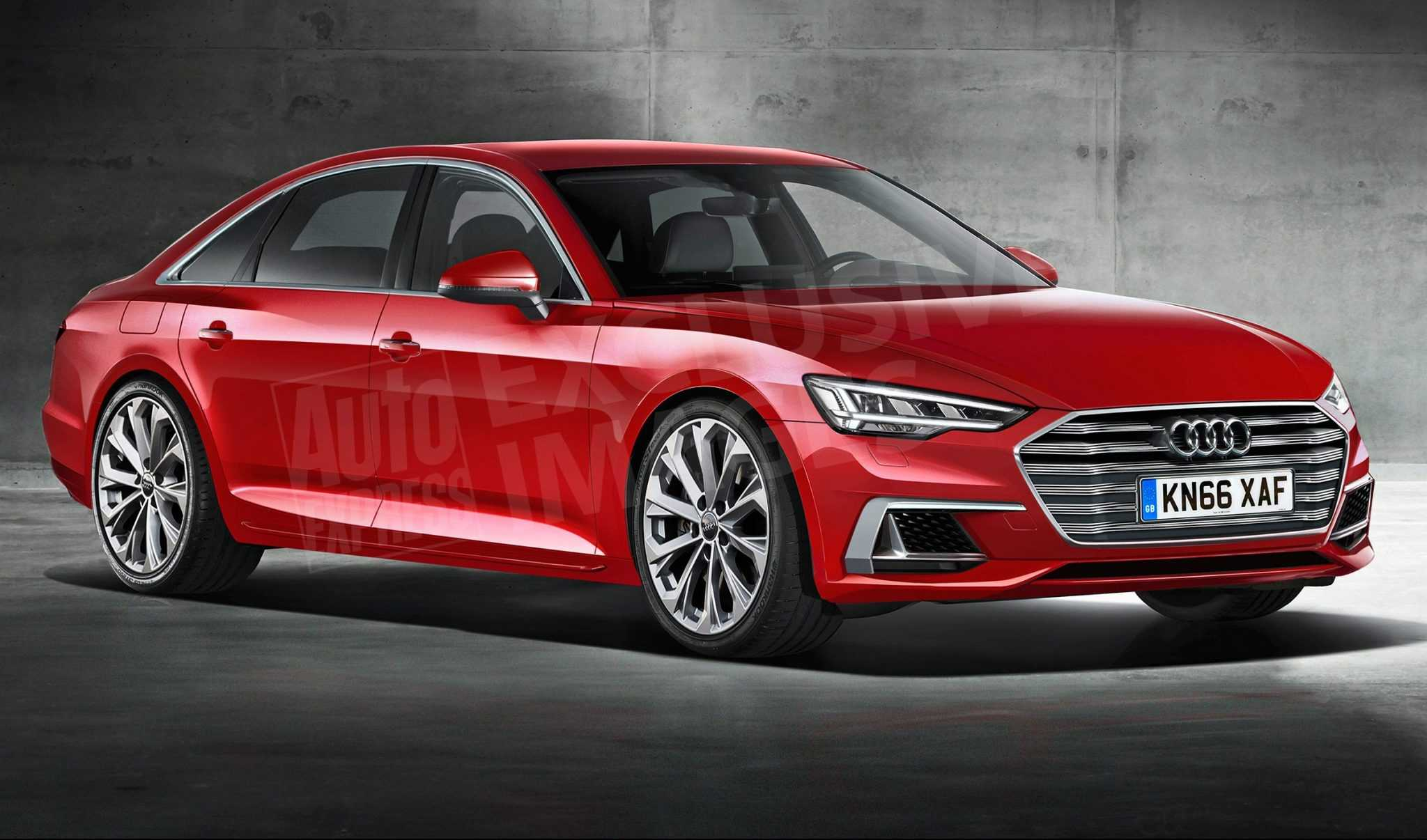Sleek Audi A6 Set To Arrive In 2018, Big Upgrades Expected
