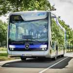 Mercedes Is Building A Public Transport With Autonomous Technology