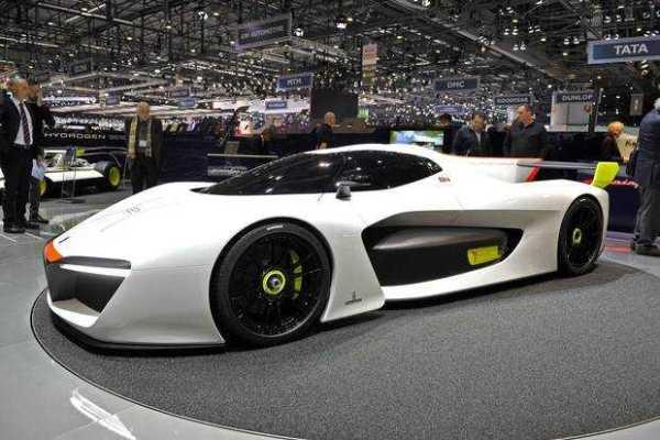 Pininfarina Electric Version