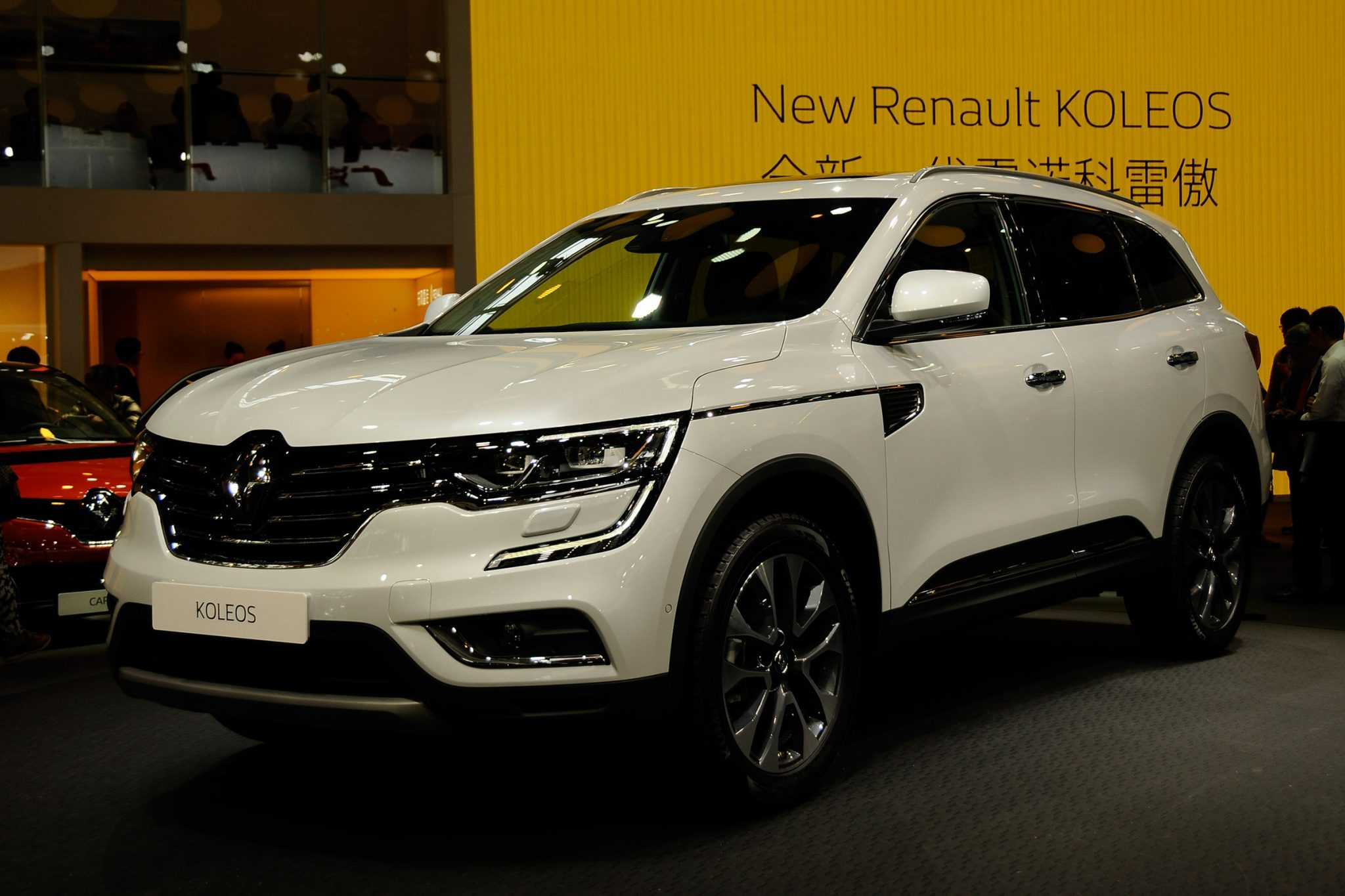 Renault Koleos SUV Officially Launched In Beijing