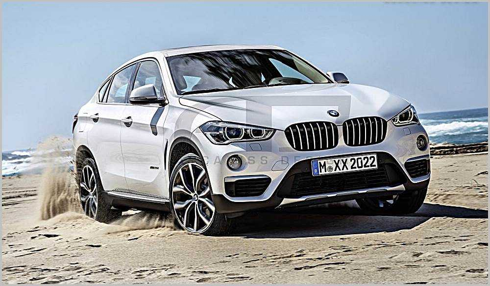 2018 BMW X2 Likely to Be Unveiled at Paris Motor Show