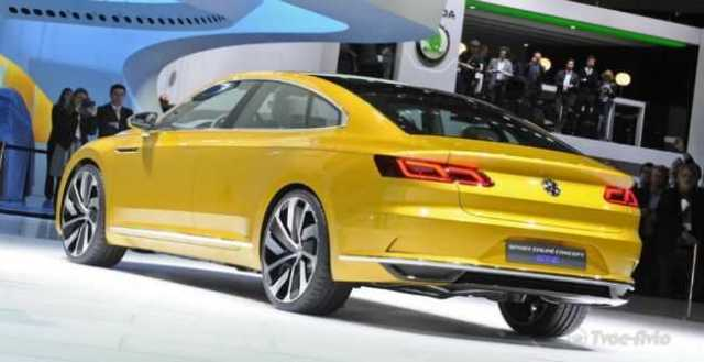 new 2018 volkswagen cc revealed to be high powered dynamo. Black Bedroom Furniture Sets. Home Design Ideas