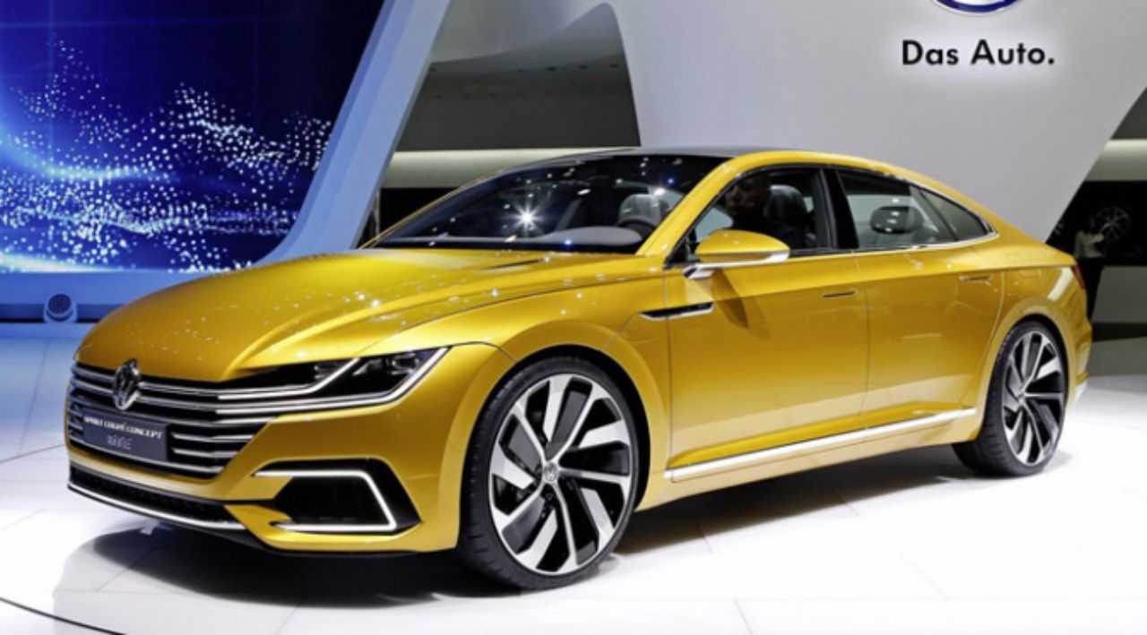 New 2018 Volkswagen CC Revealed to be High-Powered Dynamo