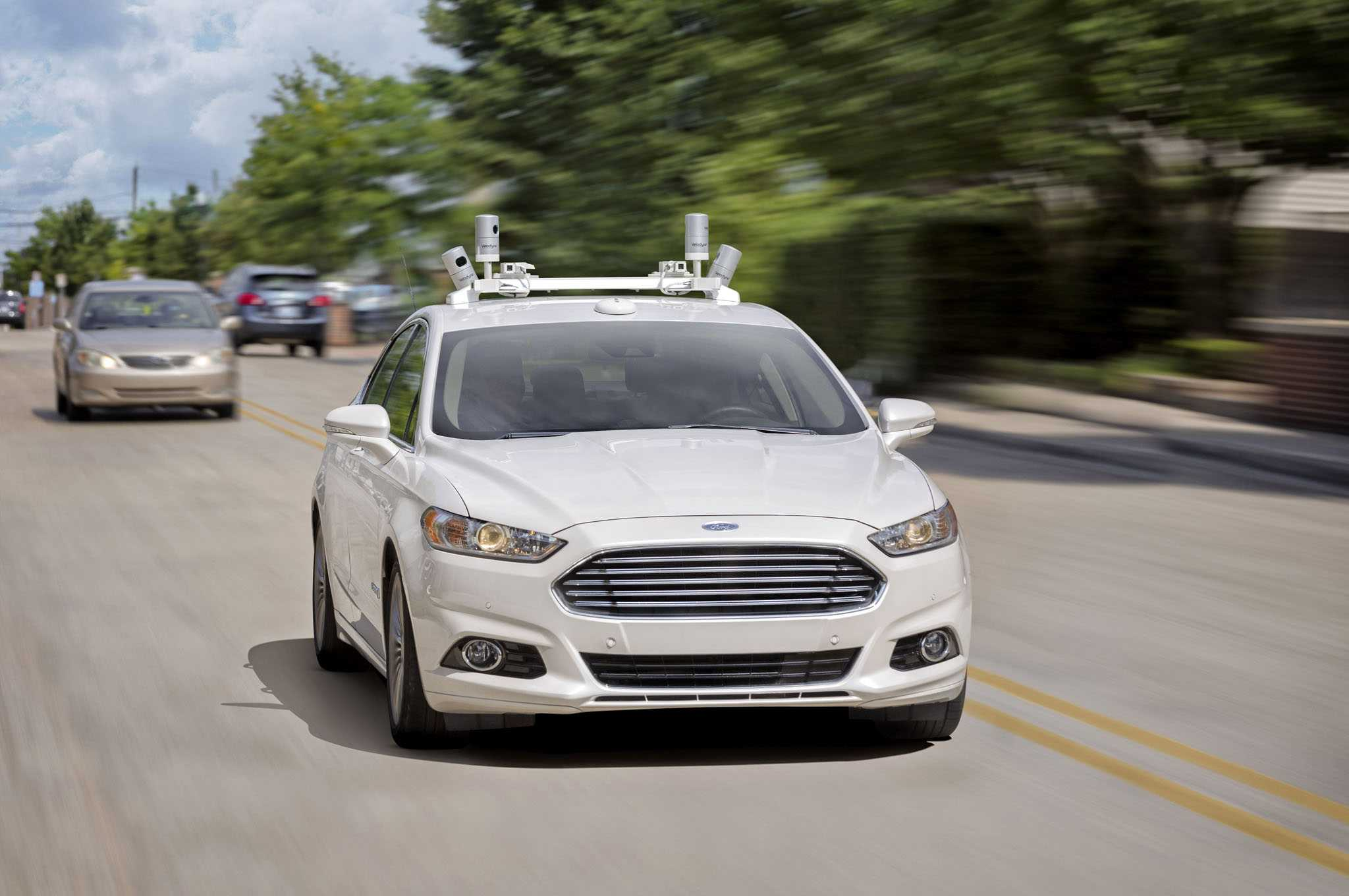 Ford Cars To Get Rid Of Steering Wheel And Pedals By 2021