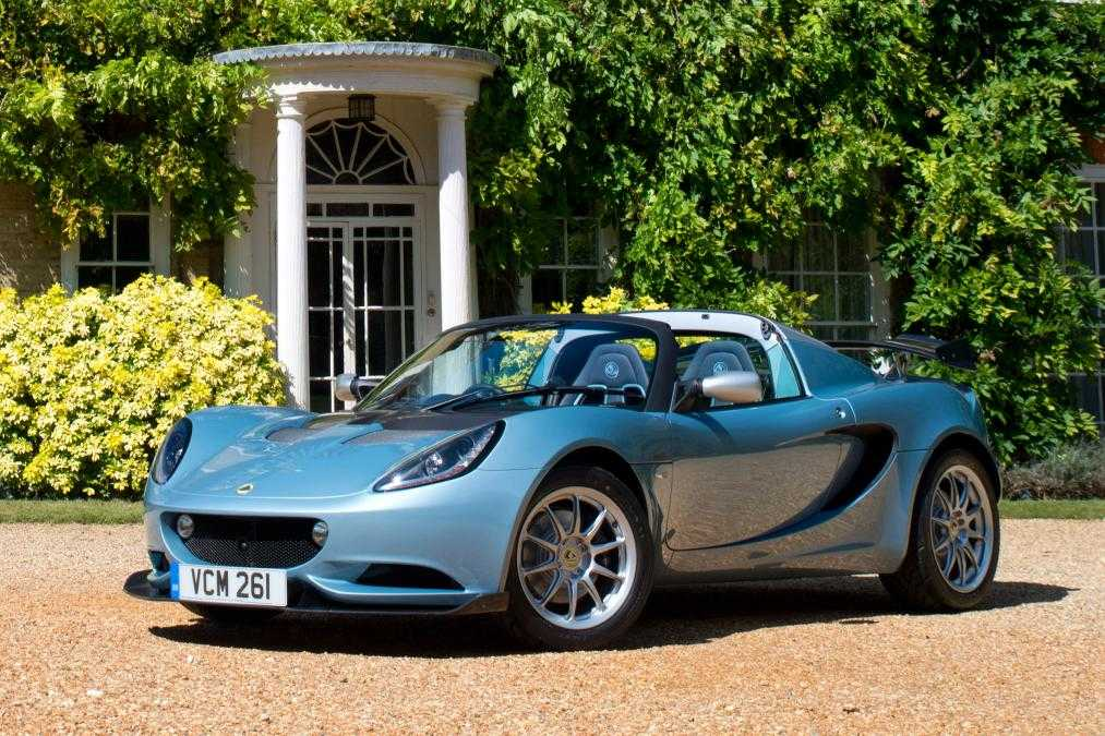 Lotus Elise 250 Special Edition Sheds Weight, Is Faster Than Before