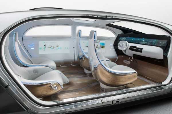 Mercedes Benz Embrace Autonomous Technology