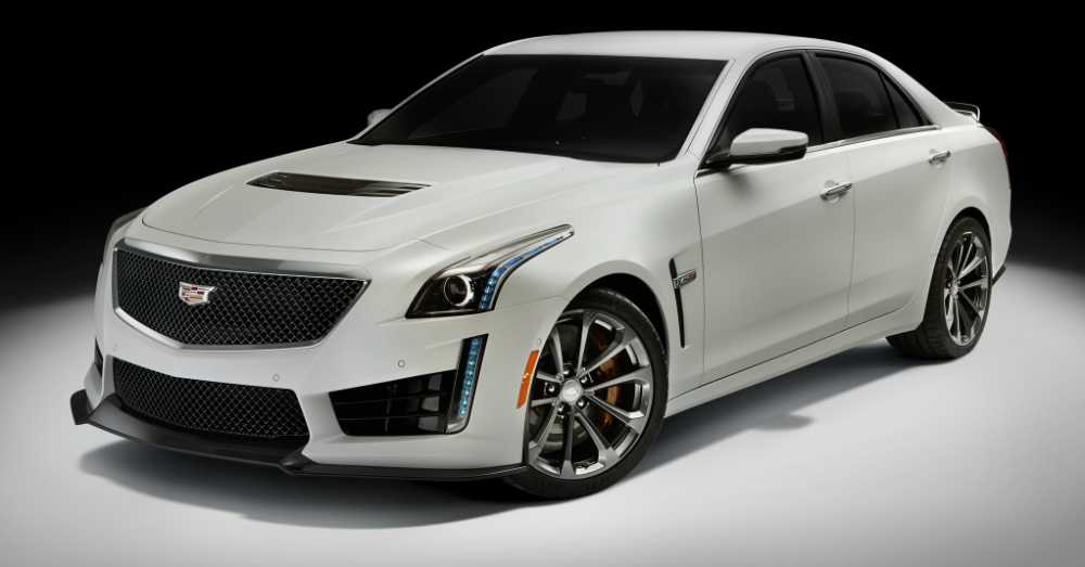 2017 Cadillac ATS, CTS Models Receive Exclusive White Edition In Japan