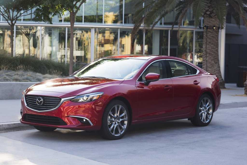 Mazda 6 Gets Upgraded With New G-Vectoring Technology