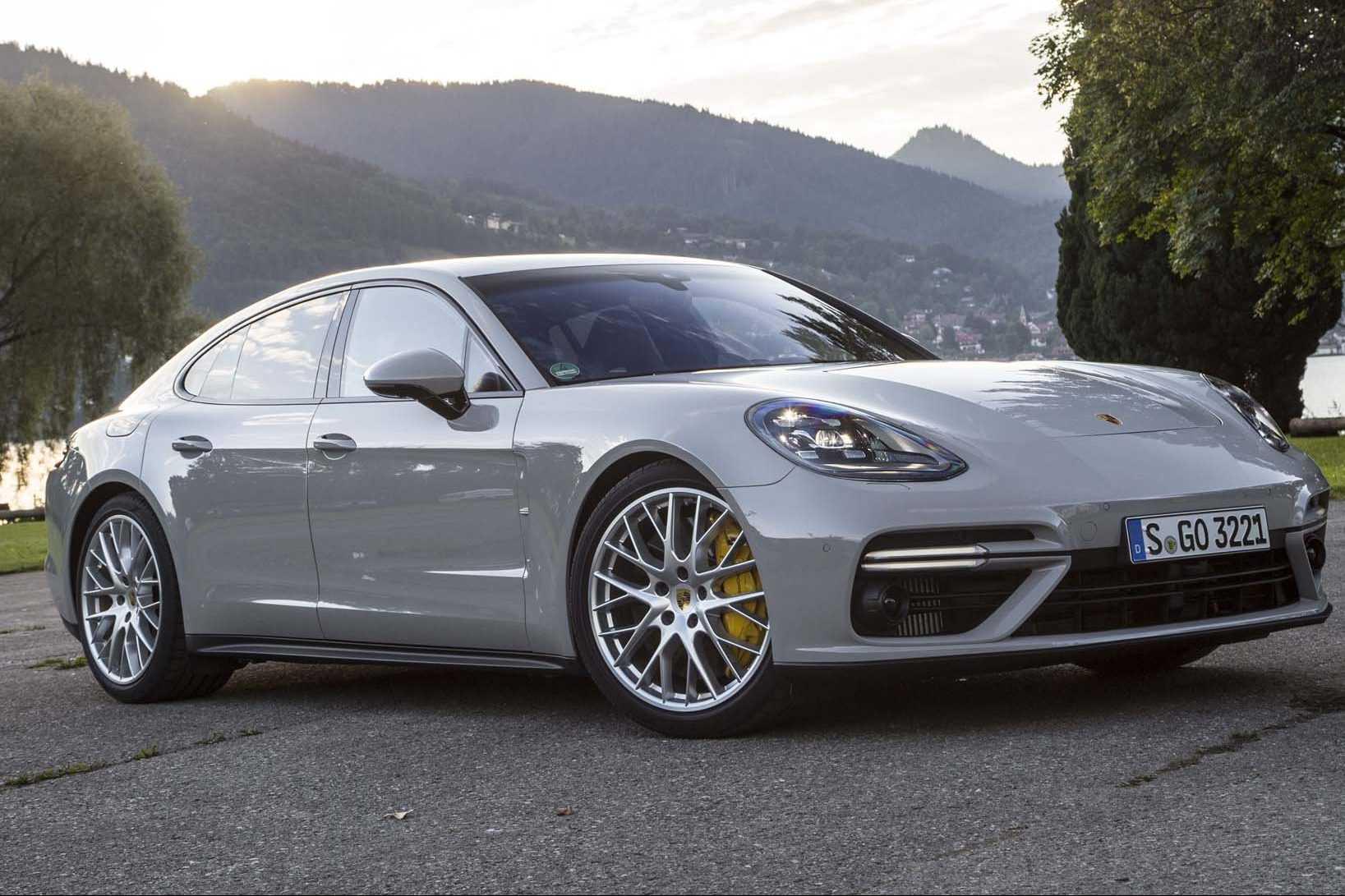 2017 Porsche Panamera MSB Platform Detailed With Tech Specs