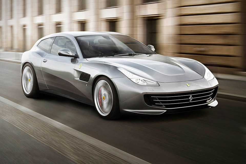 Ferrari GTC4 Lusso T Launched, V-8 Twin Turbo Delivers 600hp