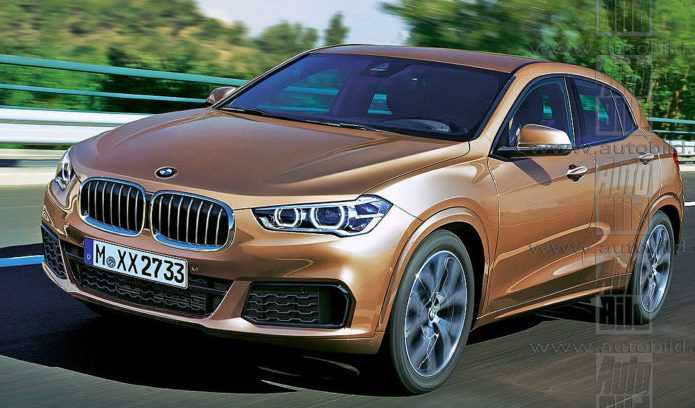 BMW X2 is Gearing Up for a World Debut This Week